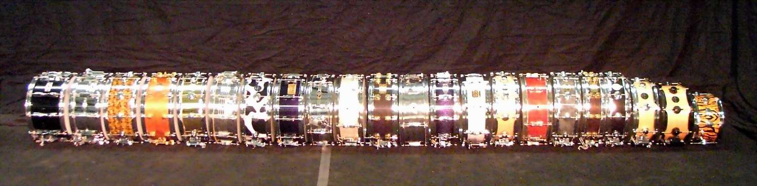Intellasound / Snare Drums  08